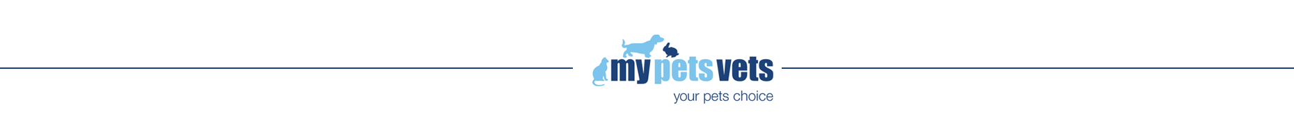 logo My Pets Vets Leigh