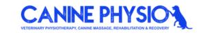 canine physio logo